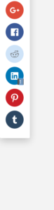 floating social share buttons jetpack