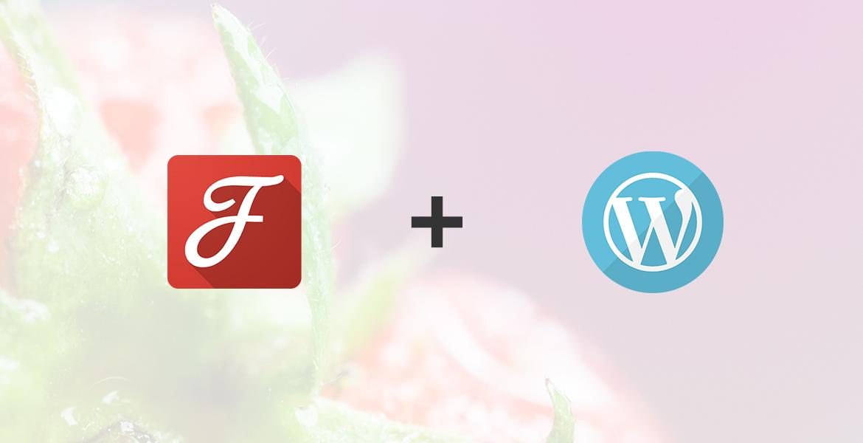 Add Google Web Fonts to WordPress