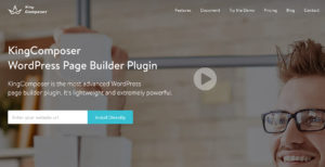 Free Drag and Drop Website Builder Plugins